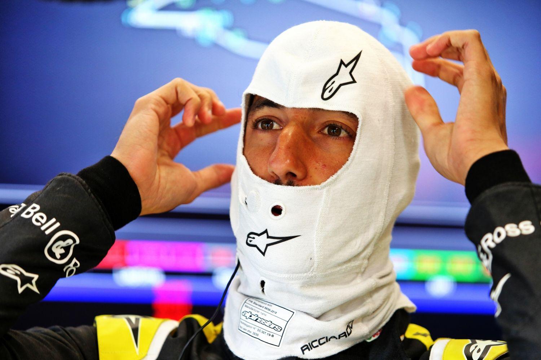 Daniel Ricciardo, plus près que jamais d'offrir un podium à Renault