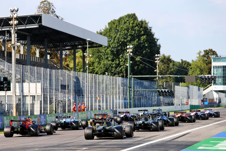 Des tribunes pleines pour le Grand Prix d'Italie?