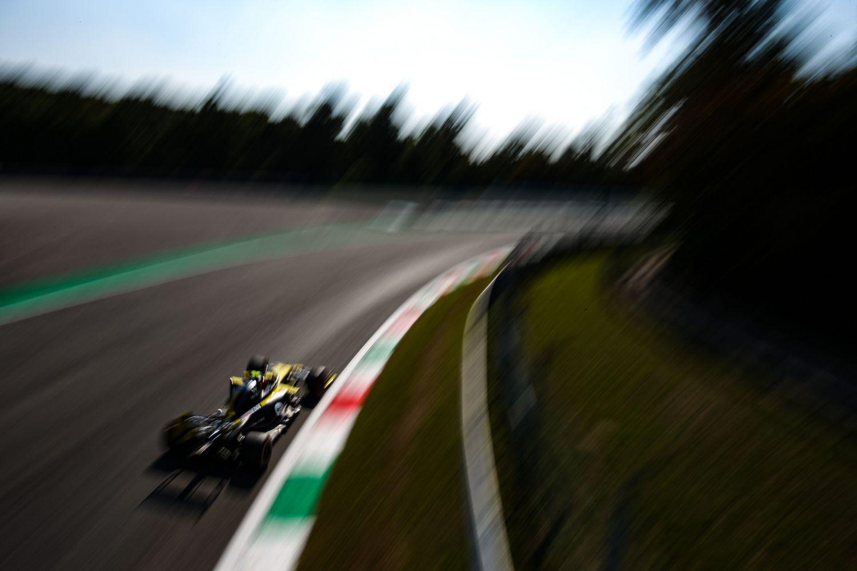 © Renault - Des vitesses de pointe hallucinantes en ligne droite