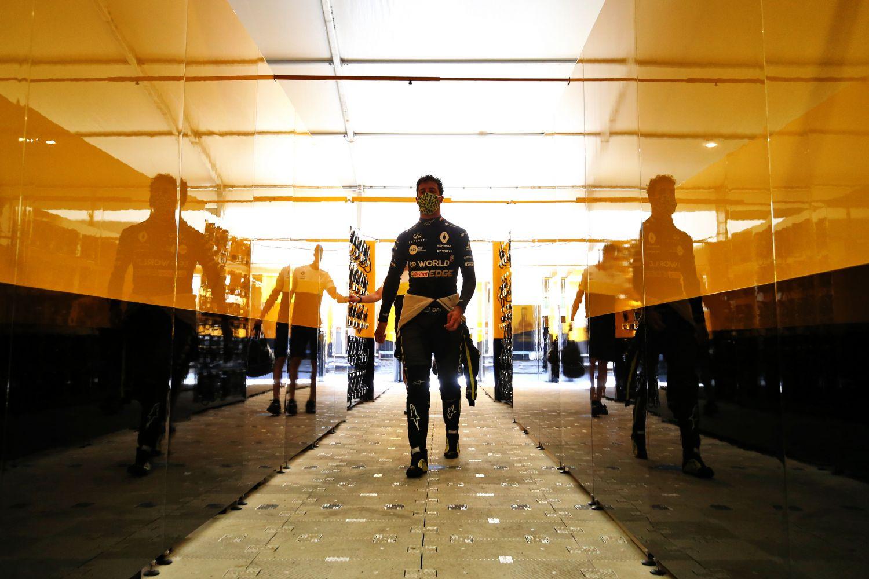 © Renault - Ricciardo 5ème en Russie malgré sa pénalité