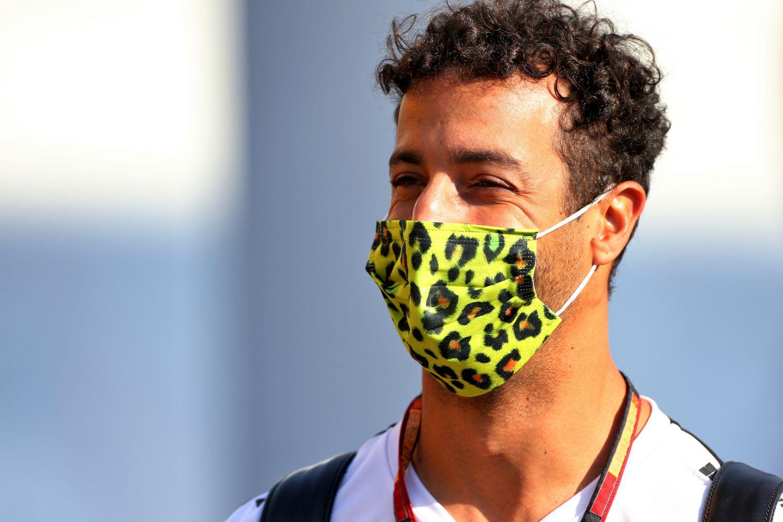 © Renault - Ricciardo et sa personnalité joviale dans le paddock
