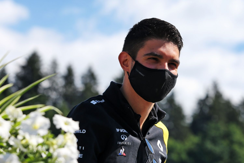 © Renault- Pas de sanction pour Ocon après les qualifications à Monza