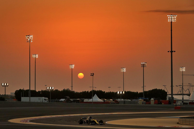 © Renault - Nouveau tracé, nouveaux pilotes... Le Grand Prix de Sakhir est très attendu