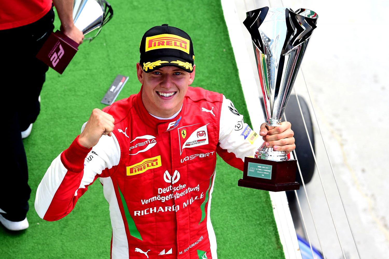 © Mick Schumacher - L'allemand fera ses débuts en F1 chez Alfa-Roméo