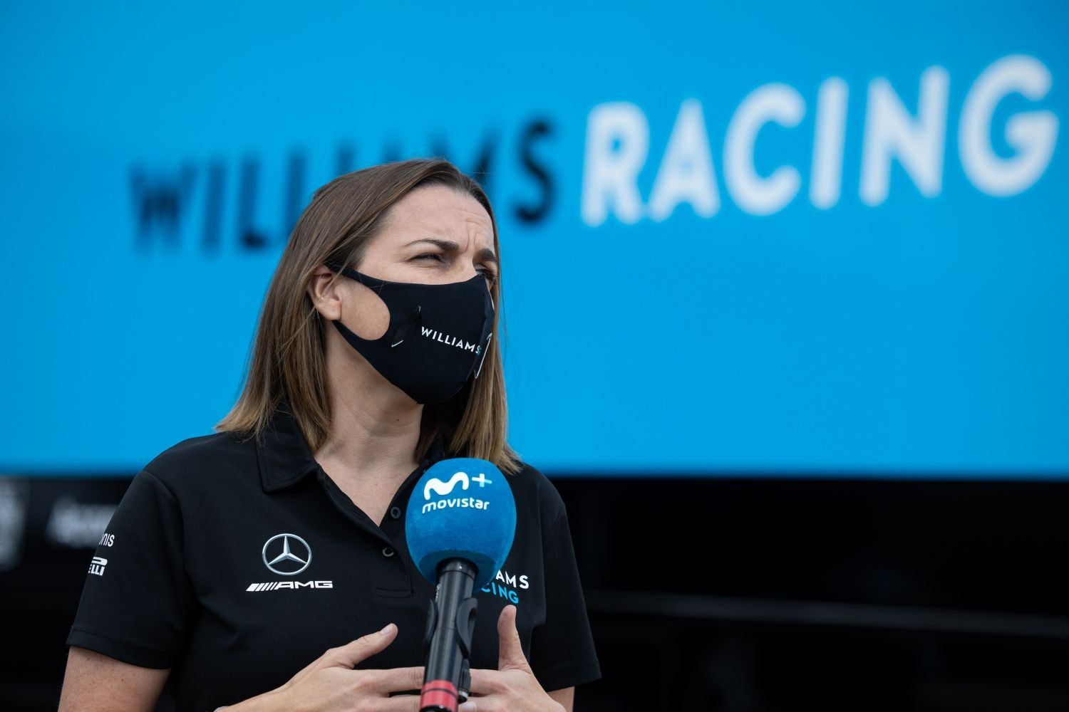 © Williams - Clap de fin pour Claire Williams