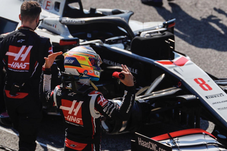 Grand Prix de Toscane : « la grosse frayeur » de Grosjean
