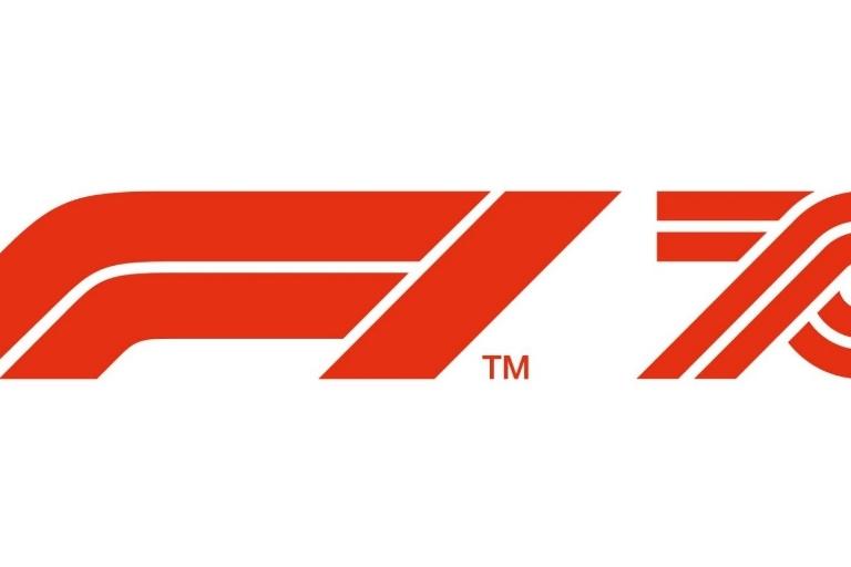 © FOM - Nouveau logo pour les 70 ans de la F1