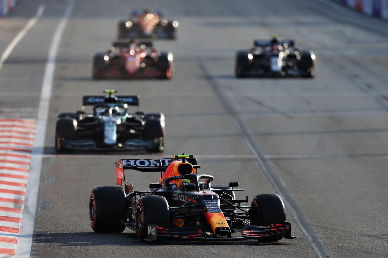 La Grand Prix d'Azerbaïdjan a été marqué par deux accidents spectaculaires