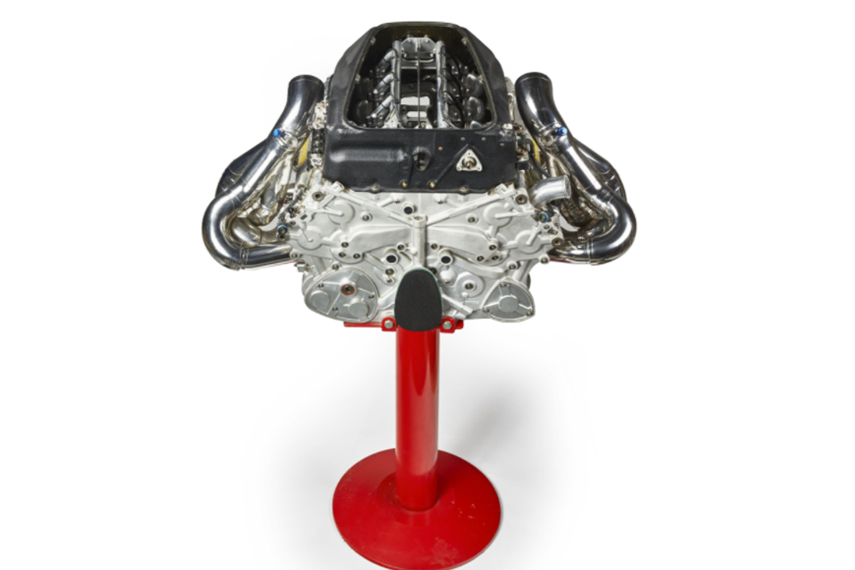 Moteur V8 Ferrari