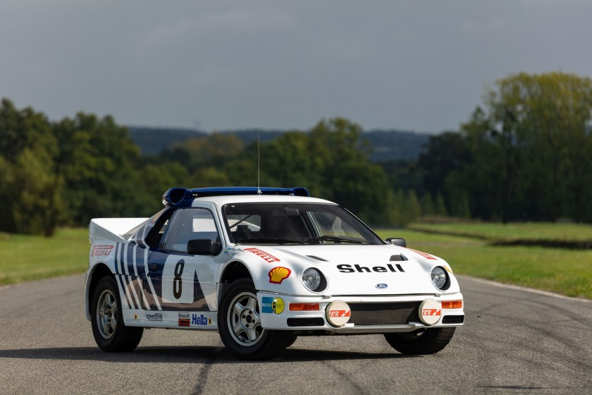 Ford RS 200 de 1986