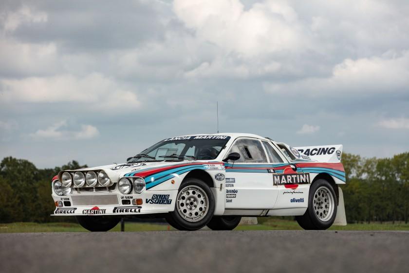 Lancia 037 de 1985