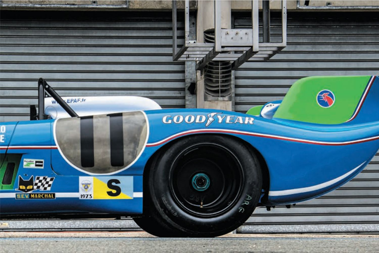 © Artcurial - Matra MS670 victorieuse du Mans en 1972