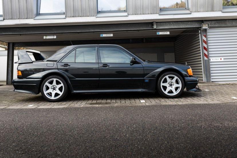 Mercedes 190 E de 1990