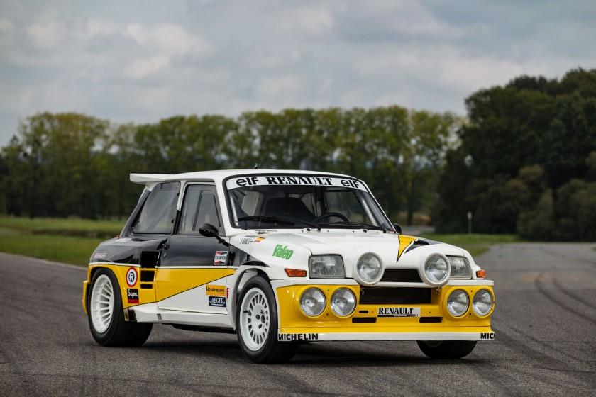Renault 5 Maxi Turbo de 1985
