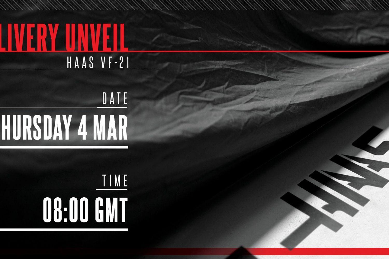© Haas - La nouvelle VF-21 sera présentée le 4 mars 2021 à 9h00