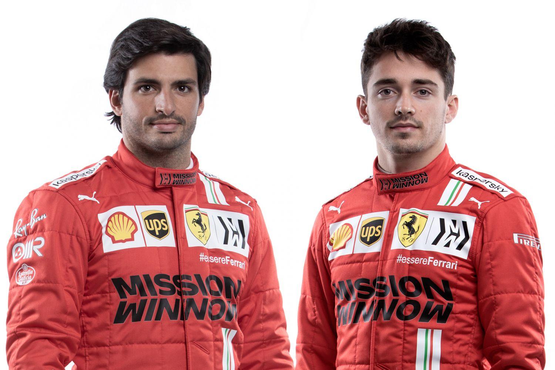 © Ferrari - Ferrari a présenté son équipe pour 2021