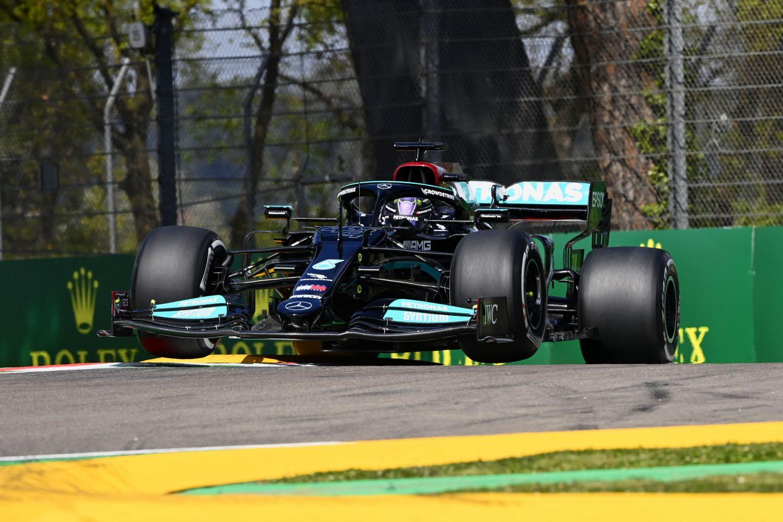 Hamilton finit deuxième de la course