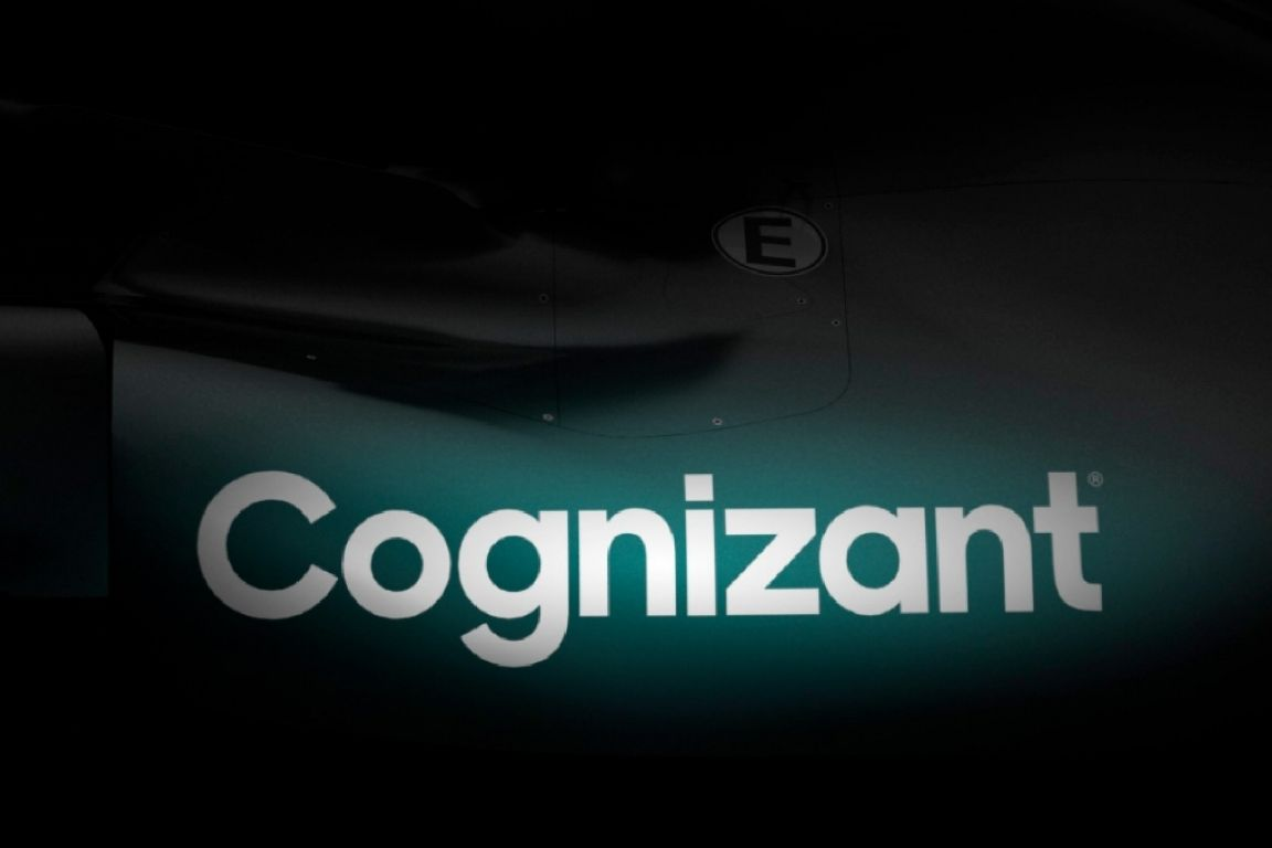 © Aston Martin - Cognizant sera le sponsor titre d'Aston Martin en 2021