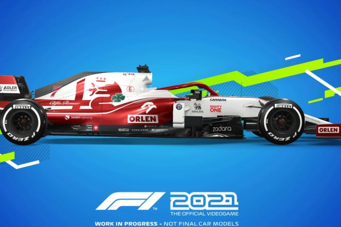 F1 2021 sortira le 16 Juillet prochain