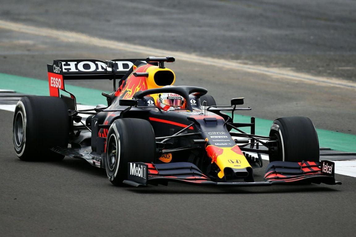 Le moteur de Verstappen a été réparé