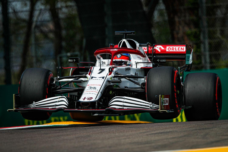 Pénalité maintenue pour Kimi Räikkönen lui coûtant une place dans les points au GP d'Émilie-Romagne
