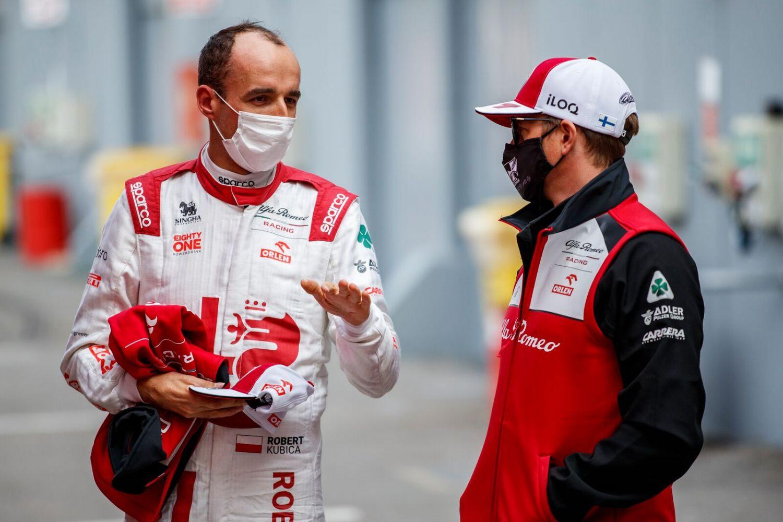 Kubica fait son retour en F1 aux essais libres 1 de Barcelone ce week-end