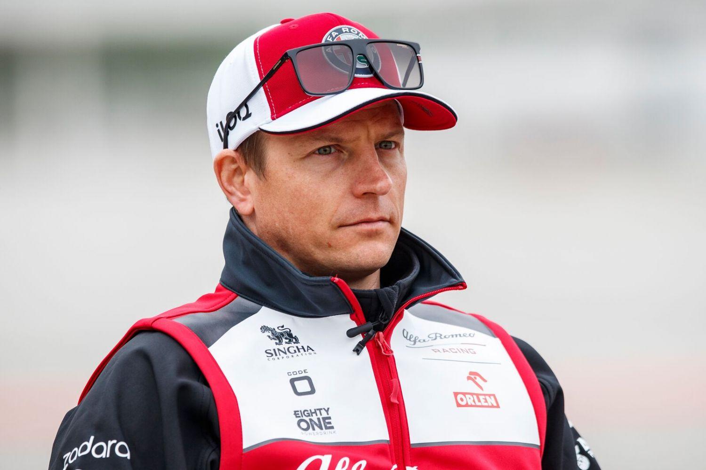 Des hommages rendus par les pilotes sur la carrière de Kimi Räikkönen toujours insolites