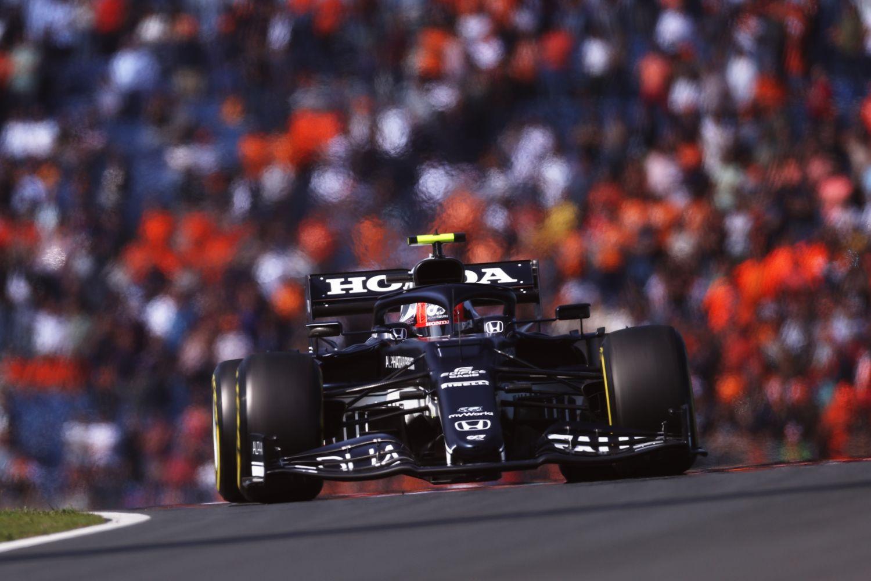 Grand Prix des Pays-Bas - Gasly meilleur des autres