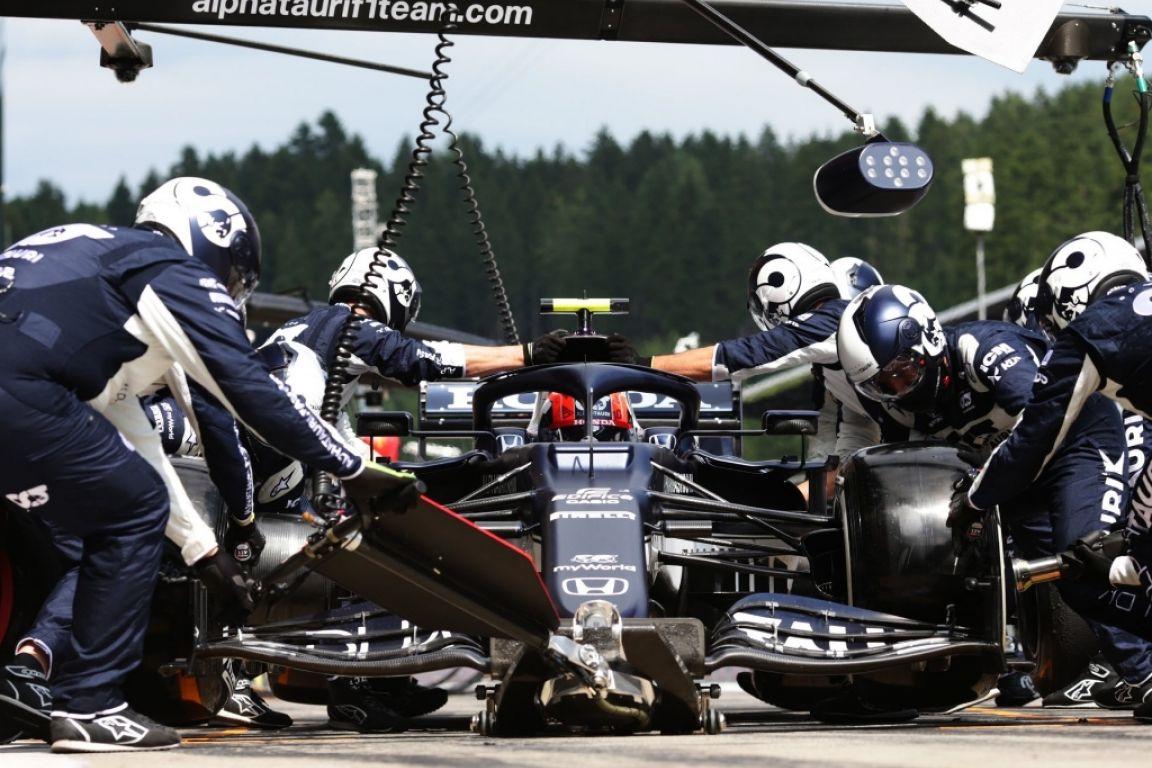 Grand Prix d'Autriche - Pierre Gasly de nouveau dans les points