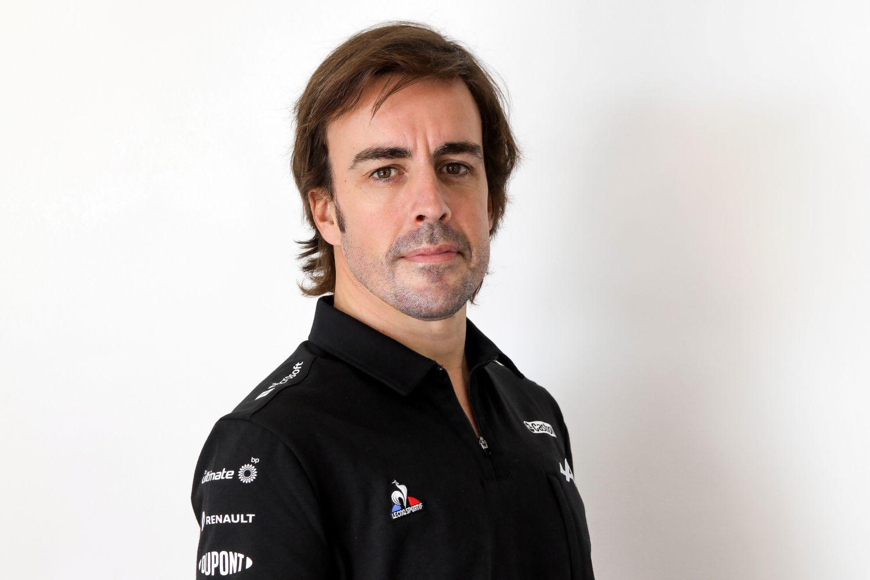 © Alpine - Alonso de retour en F1 après deux ans d'absence.