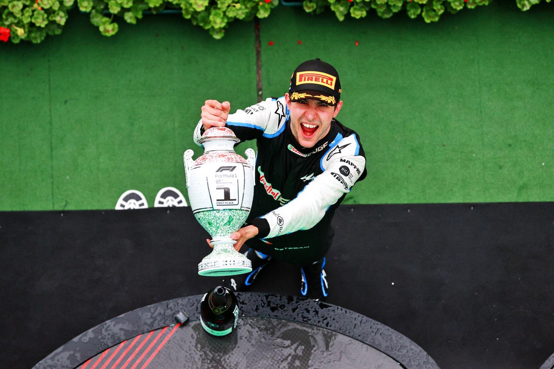Esteban Ocon tient sa première victoire en F1 !