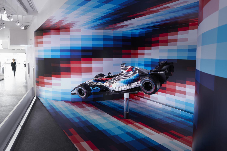 Alpine x Felipe Pantone