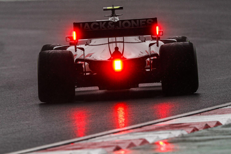© Haas - On ne verra plus Jack & Jones en F1