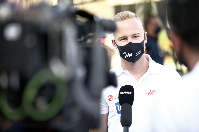 © Haas - Pas la qualification rêvée pour Nikita Mazepin