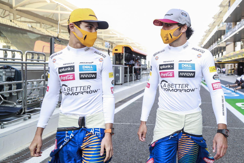 © McLaren - La relation entre Lando Norris et Carlos Sainz sera-t-elle aussi bonne avec Daniel Ricciardo ?