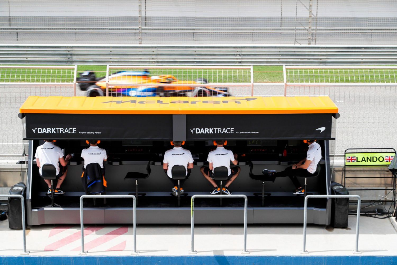 Daniel Ricciardo leader des essais hivernaux