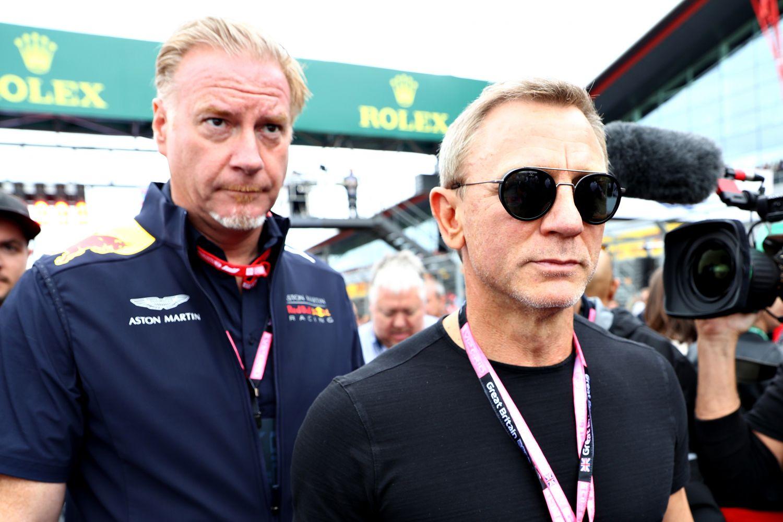 © Red Bull - Daniel Craig sera fan d'Aston Martin en 2021 !