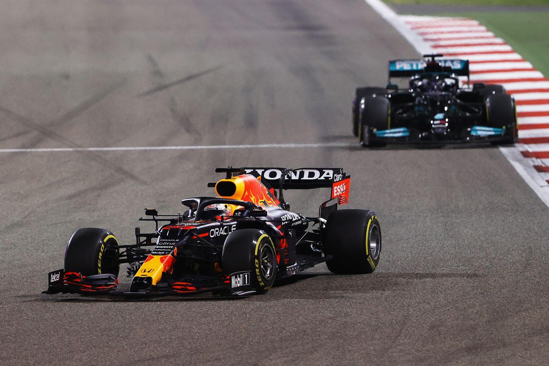 GP Bahreïn 2021Max VerstappenLewis Hamilton