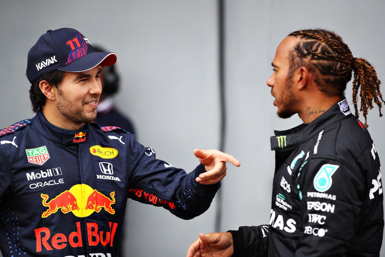L'objectif de Sergio Perez est clair