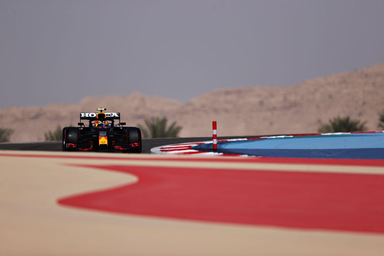 © Red Bull - Max Verstappen domine les Essais Libres 1