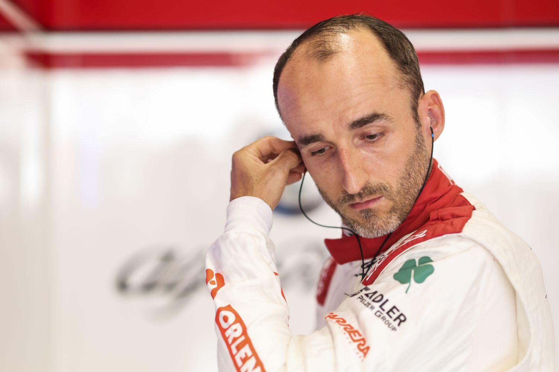 Kubica sera au départ du Grand Prix d'Italie ce week-end.