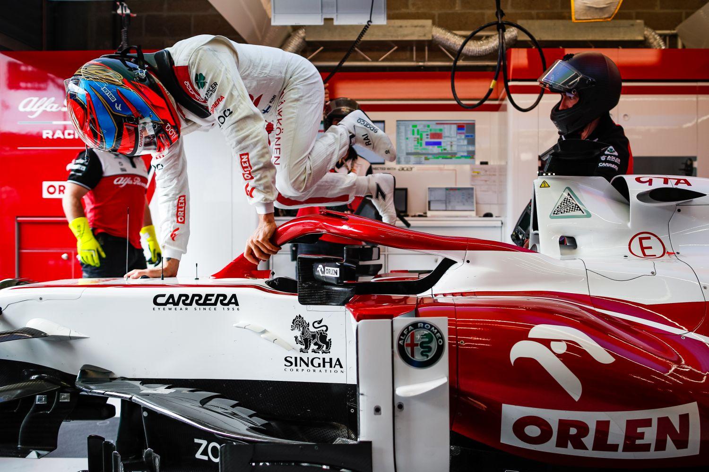 Avant une possible reconversion, Räikkönen voudra quitter Alfa Romeo la tête haute au volant.