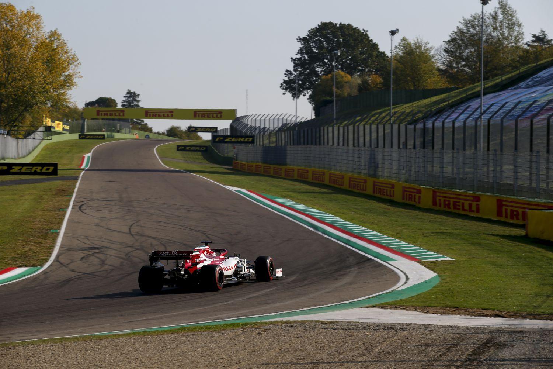 Le Grand Prix d'Emilie-Romagne, deuxième manche de ce championnat 2021 de Formule 1