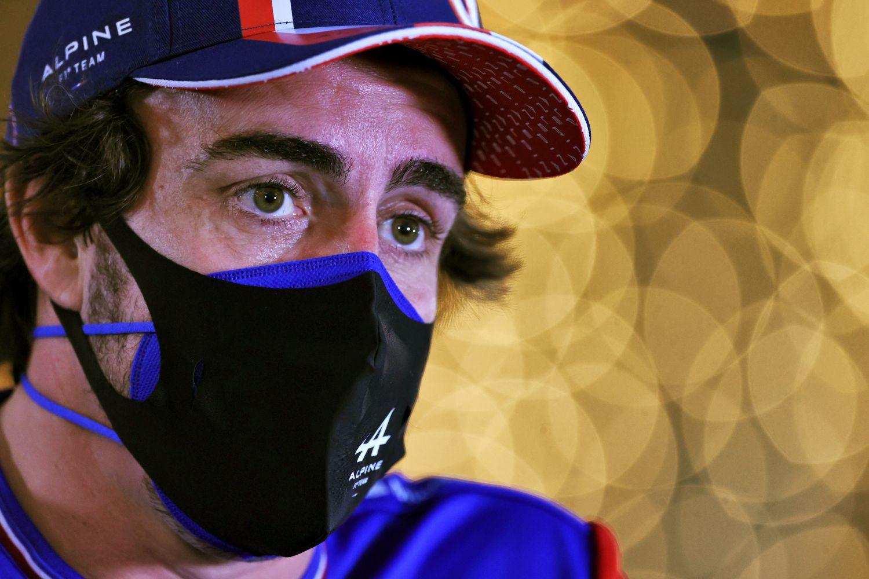 Grand Prix de Bahreïn : Alonso reste diplomate malgré son abandon