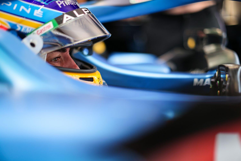 Alonso décevant pour son Grand Prix à domicile