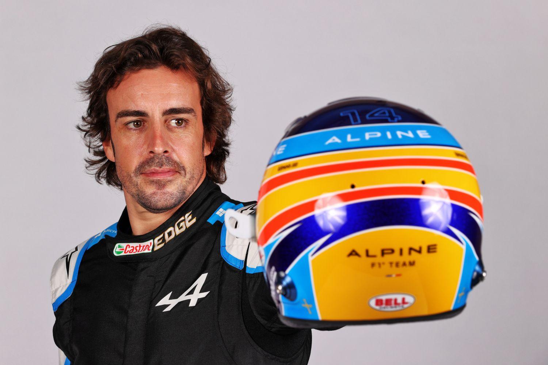 Un come-back progressif pour Alonso avec Alpine