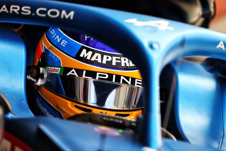 Fernando Alonso retrouve ses marques !