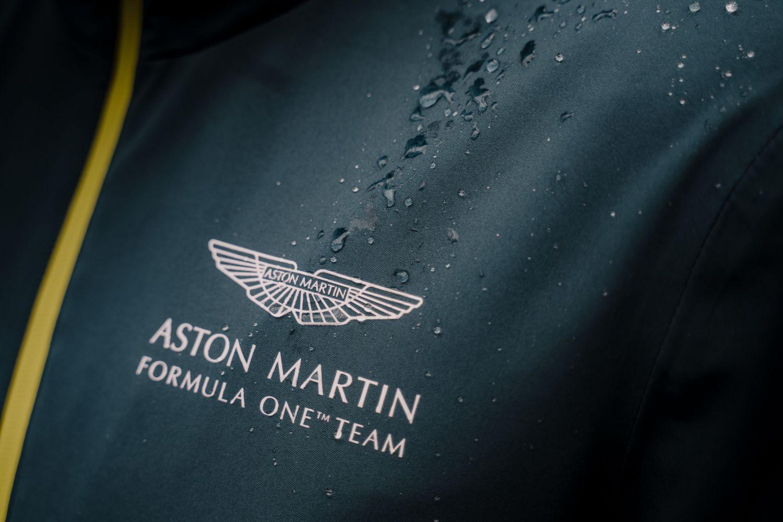 © Aston Martin - L'équipe de retour en Grand Prix depuis 1960.