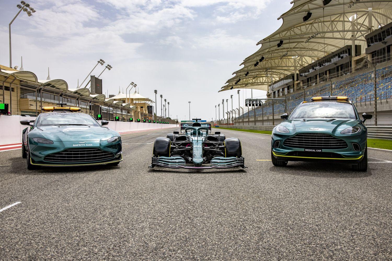 La marque anglaise va célébrer son retour en F1