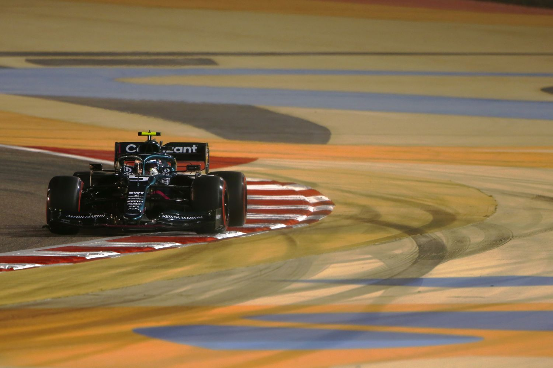 © Aston Martin - Vettel pénalisé pour le Grand Prix de Bahreïn